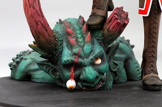 Kamuna, personaje original de Erecto Sawaru - Dragon Toy +18