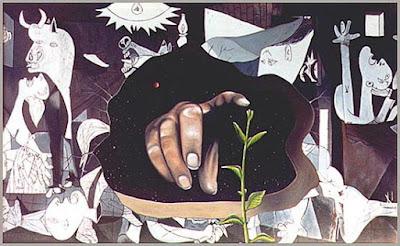 """""""A pesar de la guerra"""" - Martín Vicente Lozano, 1986"""