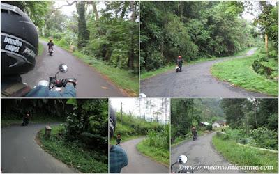 Petungkriyono, Negeri 1000 Curug suasana dan kondisi perjalanan