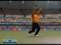 DLF Indian Premier League 4 Patch Gameplay Shot 4