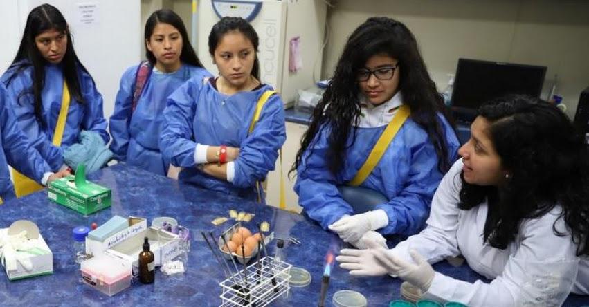 UPCH: Cuatro científicas de la Universidad Peruana Cayetano Heredia son finalistas en Premio Nacional «Por las mujeres en la Ciencia»