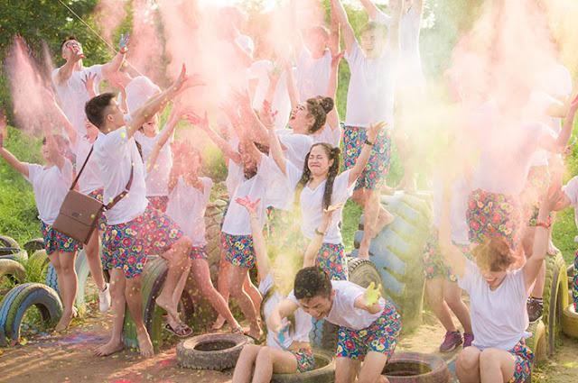 Sản phẩm học photoshop tại Sóc Sơn