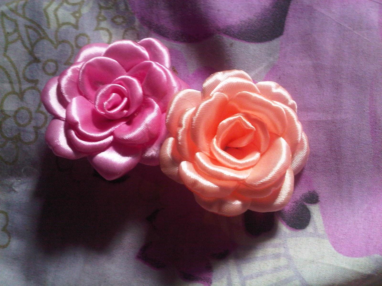 Mari Belajar Bersama: Cara Membuat Roseburn/ Mawar Bakar ... - photo#1