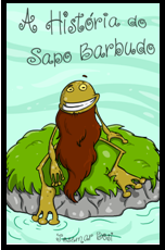 A HISTÓRIA DO SAPO BARBUDO - eBook Kindle e Impresso
