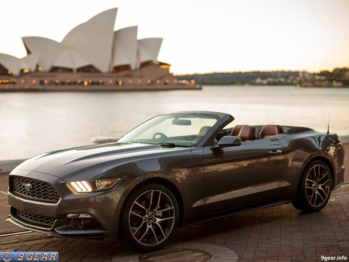 2015 Ford Mustang Convertible Pictures And Info Car Reviews New