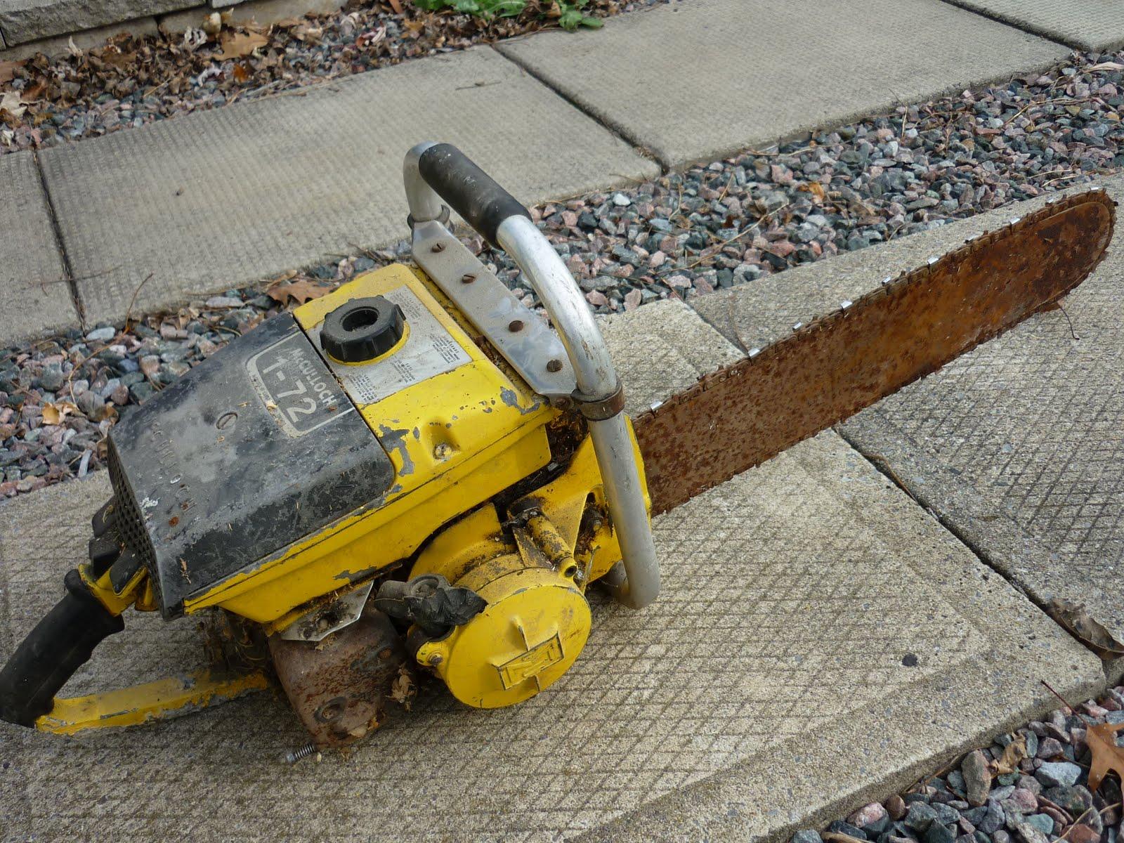 Chainsaw Manual Mcculloch Pm 474