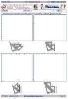 Ficha uso de escuadra y cartabón rectas paralelas, perpendiculares, ángulos