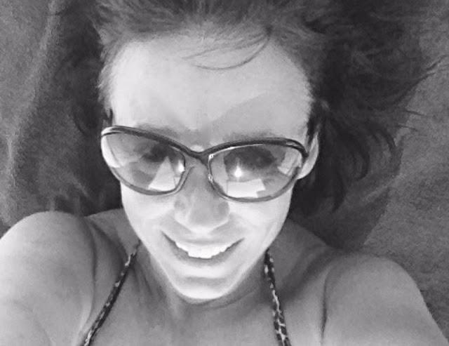 Selfie - Karine met K - Drenia Island - Ouranopolis - Greece