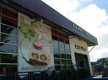 Koleksi Makanan Coklat Di Green View Avant Chocolate Memang Wow! Rugi Tak Singgah Jika Anda Ke Cameron Highland