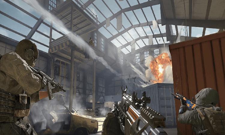 تحميل لعبة Call Of Duty Mobile للموبايل برابط واحد