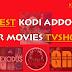 Top Best Working Kodi Movies Addons 2019
