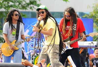 Daftar 7 Band Reggae Indonesia Terbaik