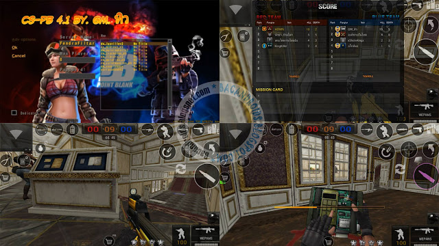 CSPB v4.1 Point Black Mobile Android Like Pc Apk Full