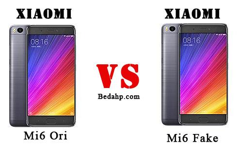 Cek Xiaomi Mi 6 Asli