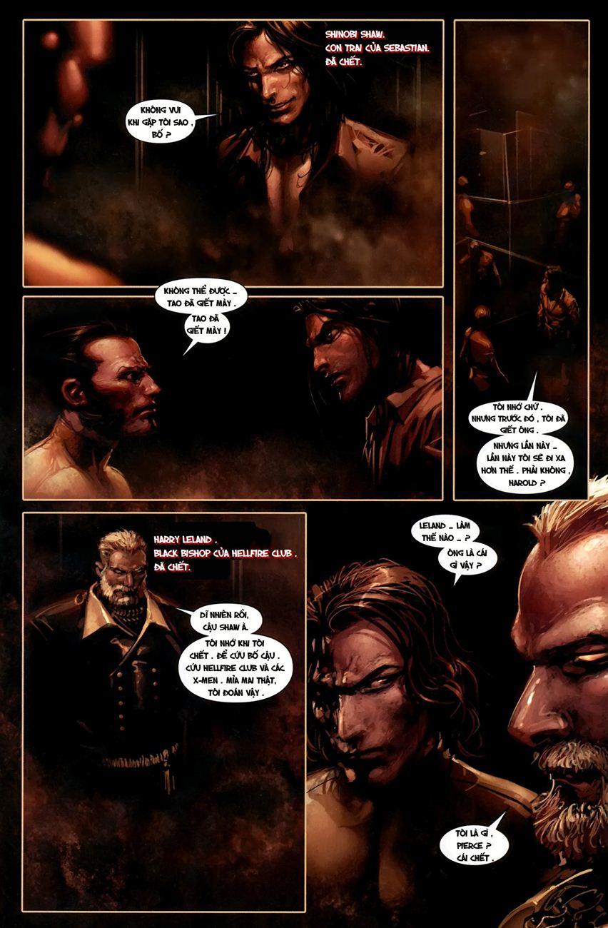 X-Men Necrosha chap 1 trang 10
