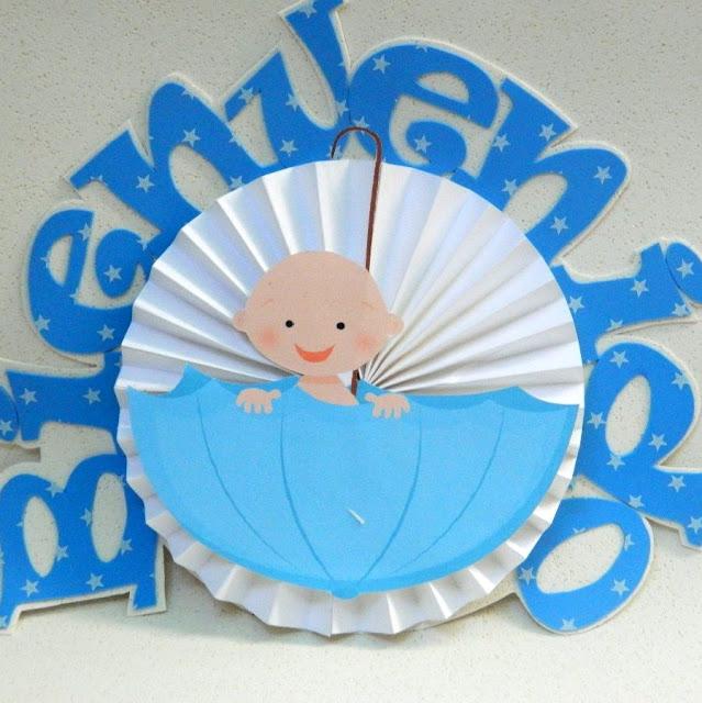 Ideas para baby shower.