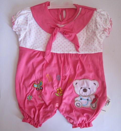contoh model baju bayi perempuan