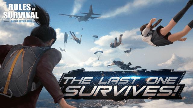 rules of survival adalah game battle royale pertama yang populer di kancah mobile