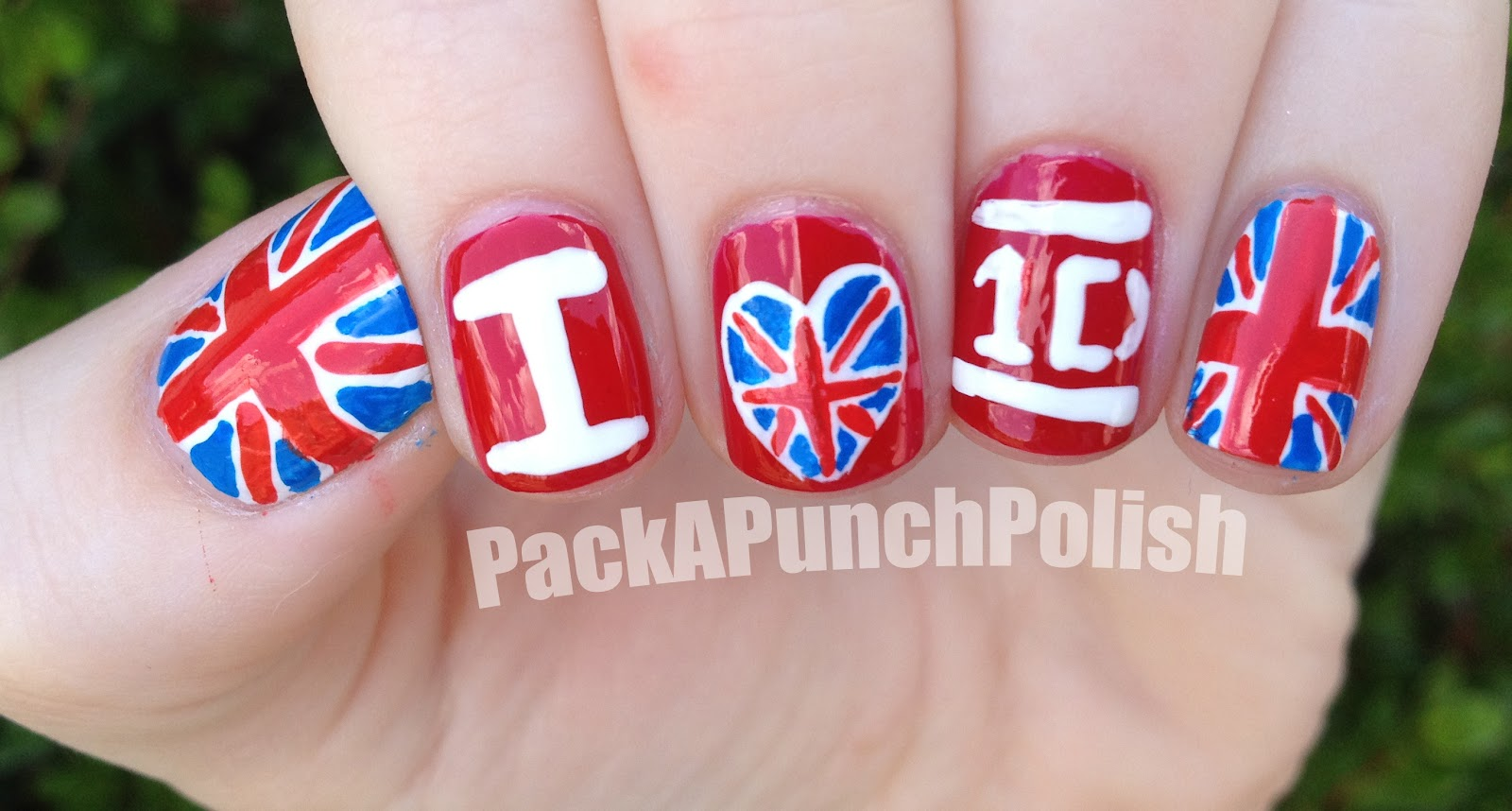 One Direction Nail Designs | www.imgkid.com - The Image ...