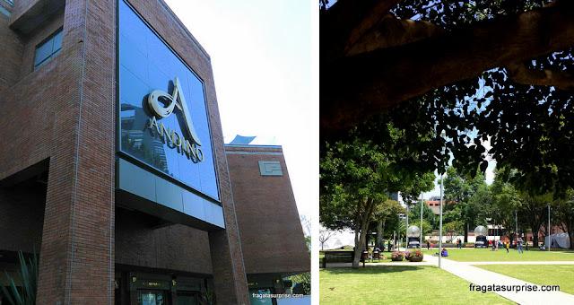 Atrações de Chapinero, Bogotá