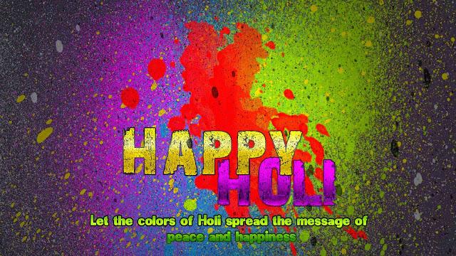 Holi Image