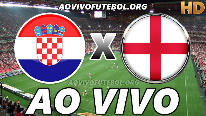 Assistir Croácia x Inglaterra Ao Vivo HD
