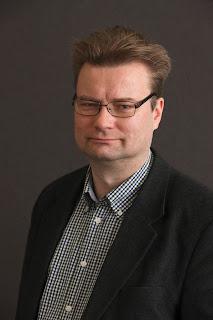 Marko Tikka  (Kuva: Pertti Nisonen /WSOY)