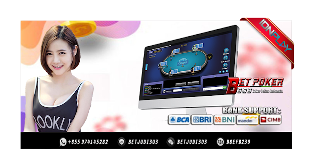 Situs Idn Terbesar Poker Idn Betpoker303