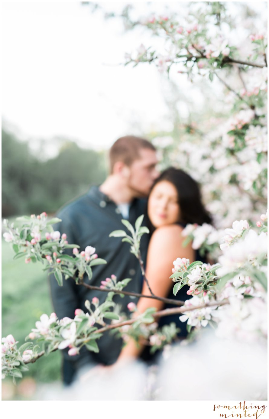 Film Engagement Session by Something Minted Photography