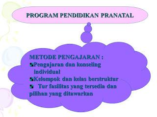 Pengertian pendidikan Pranatal