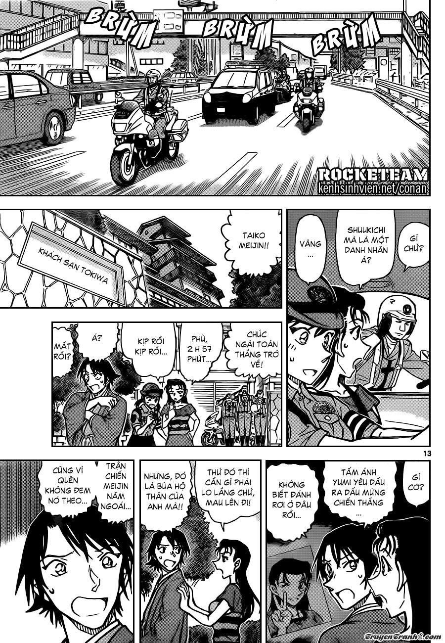 Detective Conan Chap 902 - Truyen.Chap.VN
