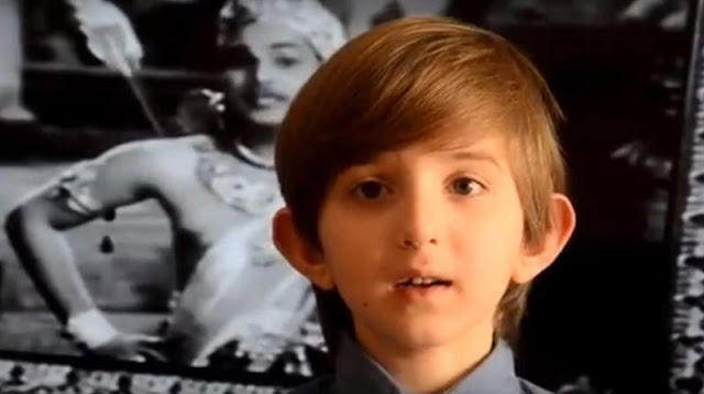 An American boy has gone viral stealing South Indian hearts with a near perfect rendering of the song, Nevena Nanu Pilichinadi, from Mayabazar.  Mayabazar, though a Telugu movie, has been flawlessly dubbed in all South Indian languages, and many hold it as the most popular south Indian film ever.