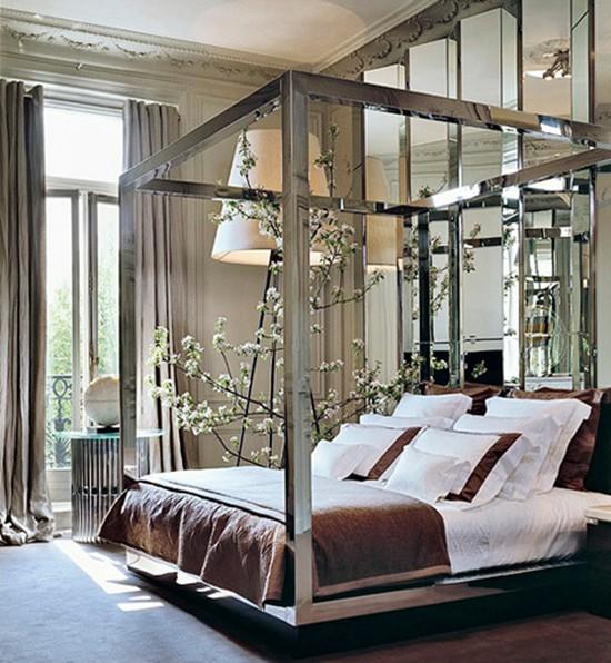 High End Bedroom Designs