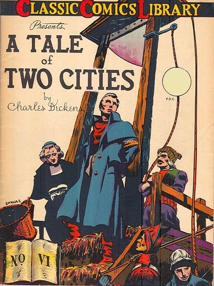 "What is Dickens Attitude Towards The French Revolution as Depicted in ""A Tale of Two Cities"""