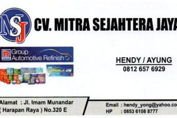 Lowongan Kerja CV. Mitra Sejahtera Jaya Pekanbaru November 2018