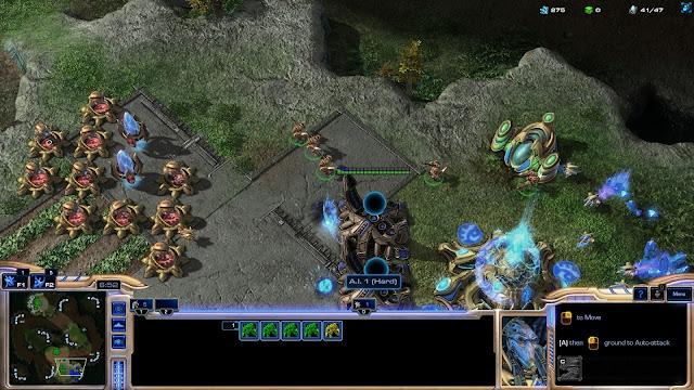 StarCraft 2 | Tower Tactic
