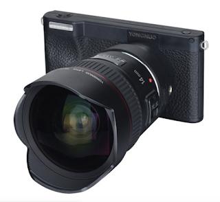 New Mystery Yongnuo Digital Camera