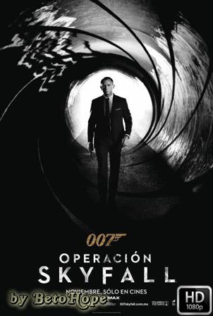 007 Operación SkyFall 1080p Latino