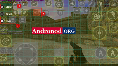 Cara Menambahkan Musuh Game Counter Strike Mod Point Blank (CSPB) Android