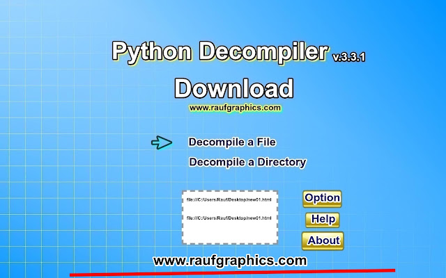 Python Decompiler v1.3.1 Download
