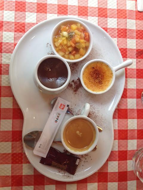 Restaurant Paris 17ème A LA BONNE HEURE metro BROCHANT
