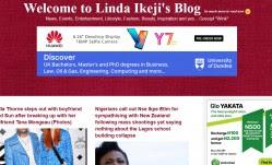 top blogs in Nigeria - linda ikejis blog