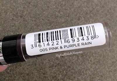 Rimmel London MagnifEyes Pink & Purple Rain
