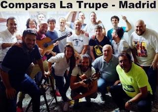 La Trupe (Comparsa). COAC 2019