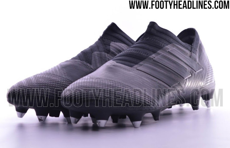 232100ebd40a Shortly ahead of the launch, the first final SG prototype of the new  laceless Adidas 2017-2018 boot silo has been leaked.