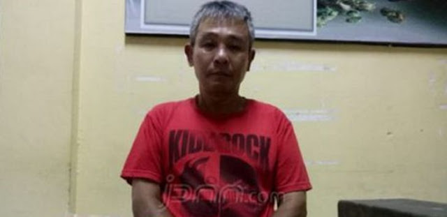 Edarkan Sabu, Pria Setengah Abad Ditangkap