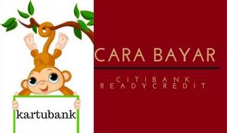 ilustrasi Cara Bayar Citibank Ready Credit Via ATM Bank BCA - Mudah dan Jelas