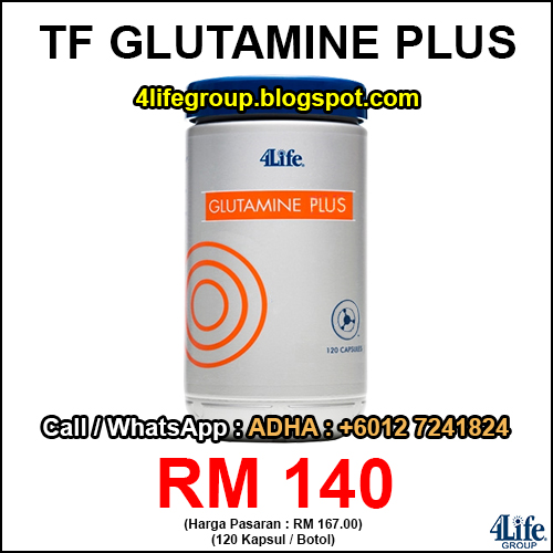 foto 4Life Transfer Factor Glutamine Plus