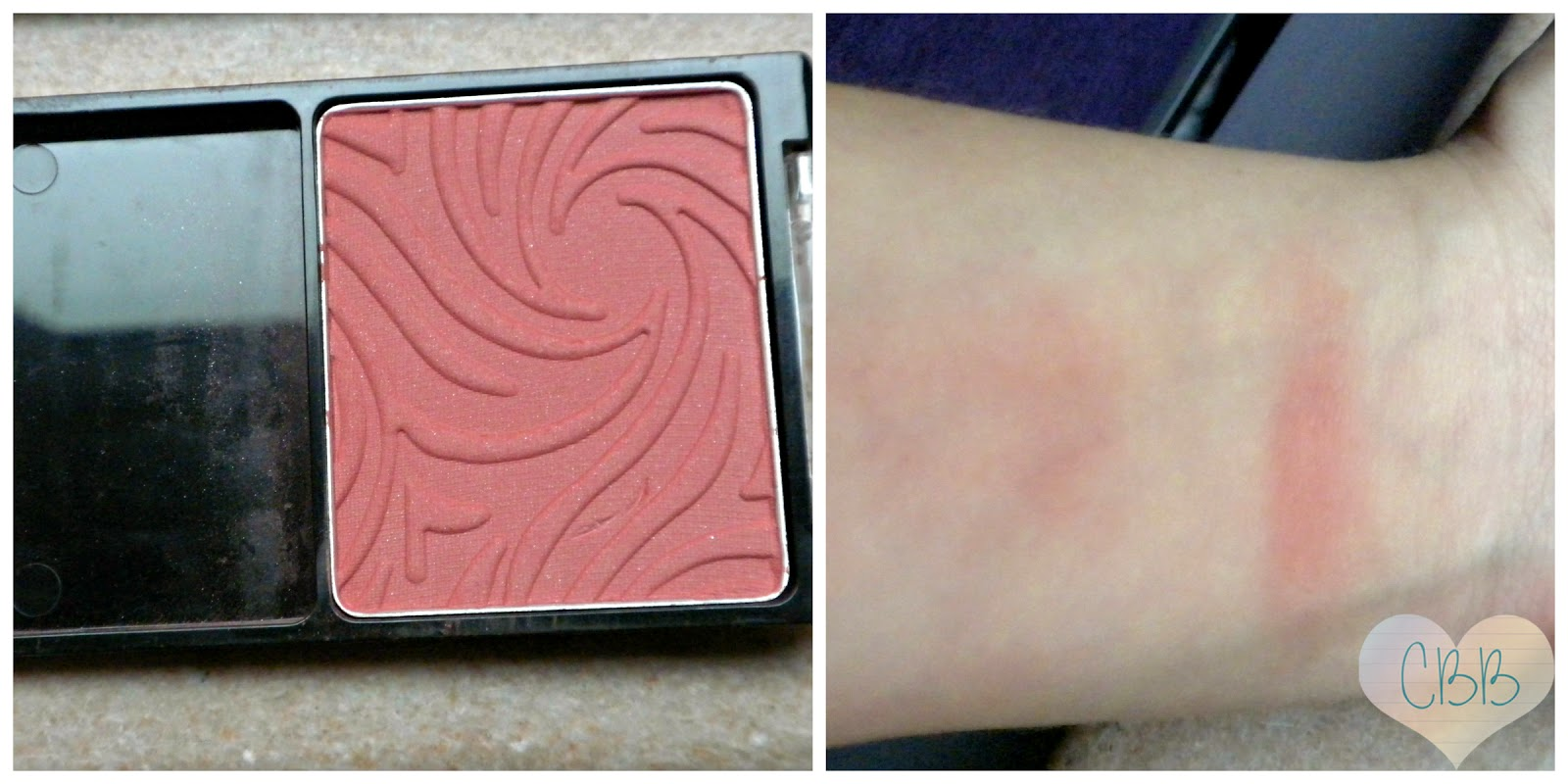 WET 'N WILD Color Icon Blush in Mellow Wine ($3 for .14oz)