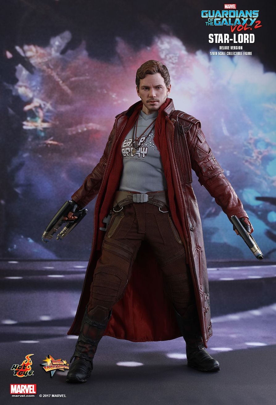 GUARDIANS OF THE GALAXY VOL.2 - STAR-LORD (Deluxe Version) 4